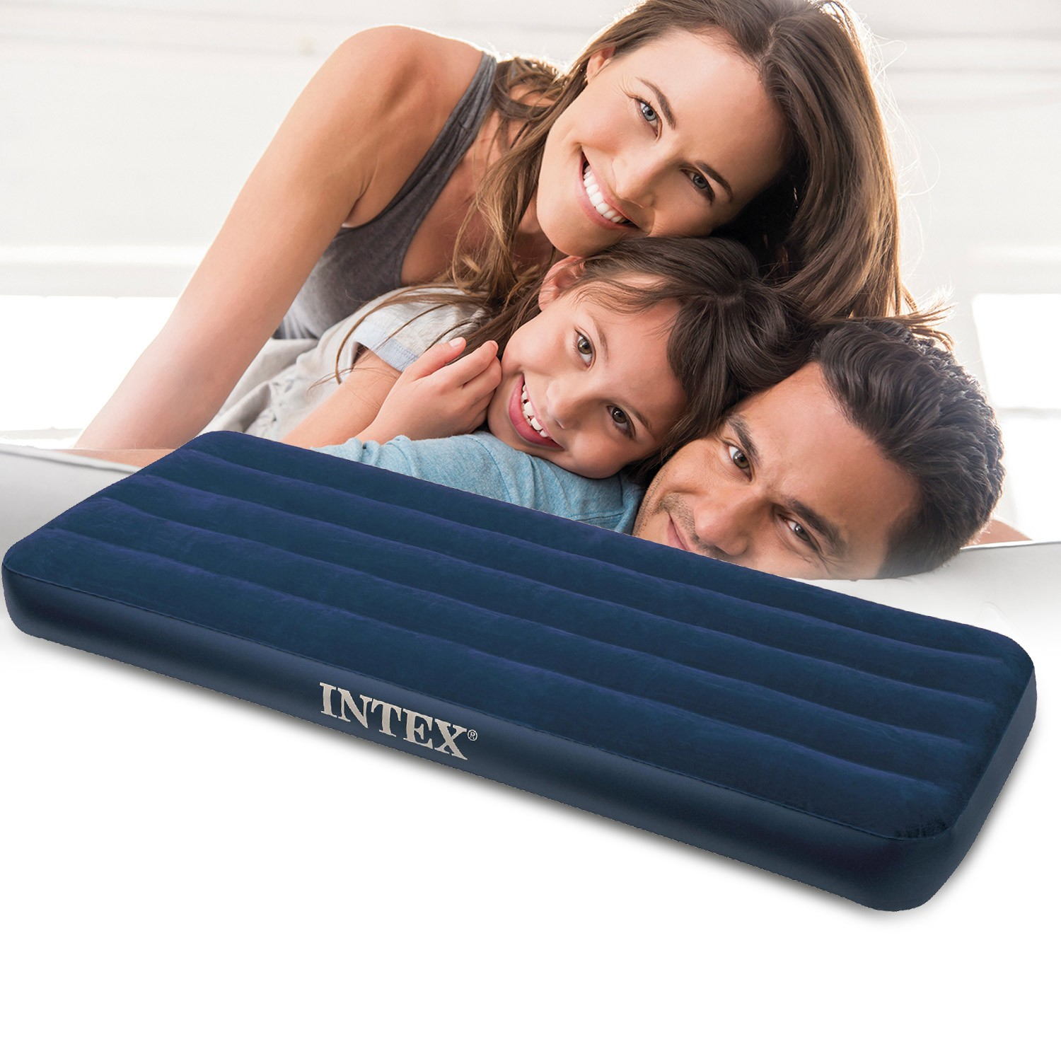 Kasur Angin / Kasur Tidur Matras Angin Intex Single Bed