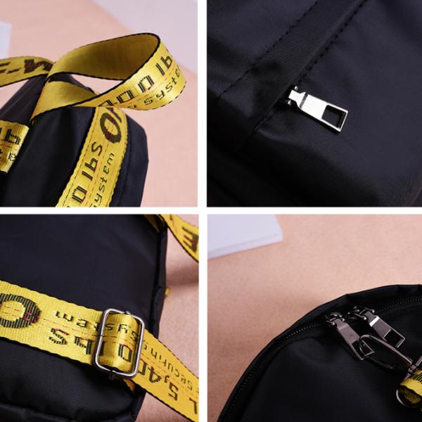 Bagpack Tas Ransel Wanita / Korean Woman Bagpack White