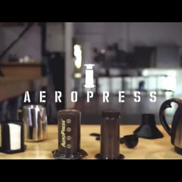 Coffee Brewer Aerobie Aeropress A82 Made in USA Original