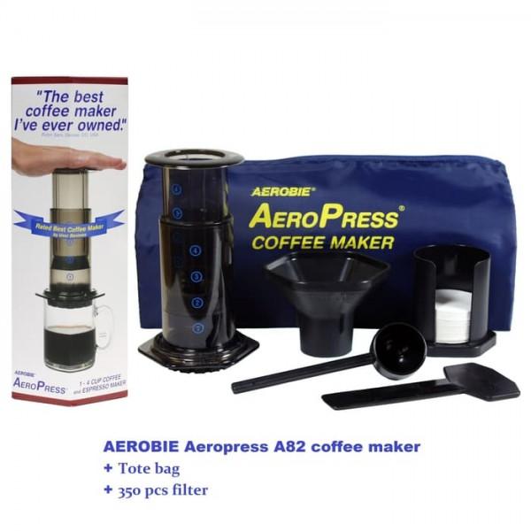 Coffee Brewer Aerobie Aeropress A82 Made in USA Original