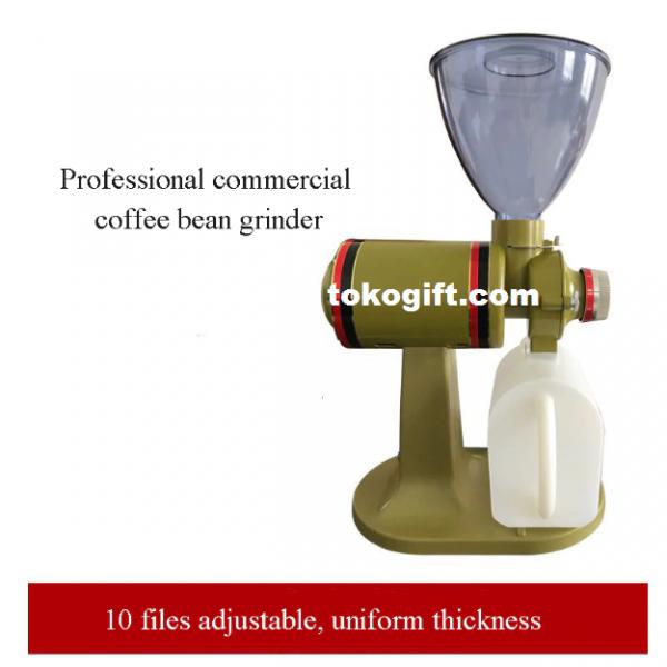 Grinder Coffee Commercial Gilingan Kopi 1Kg Garansi