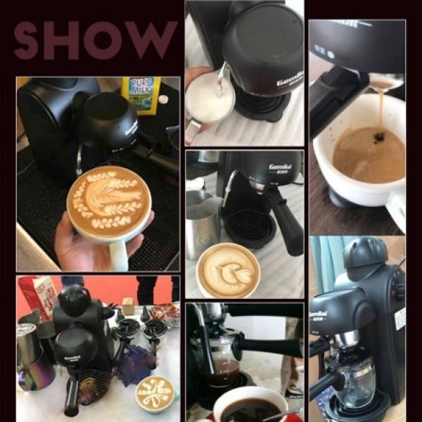 Mesin Kopi Espresso Gemilai Italian Style Espresso Machine