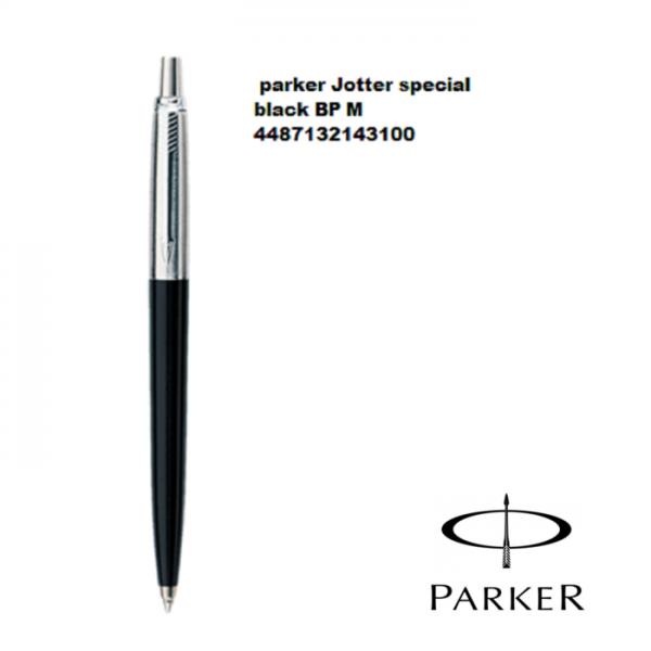 Pulpen Parker Jotter Special Black BP m 4487132143100