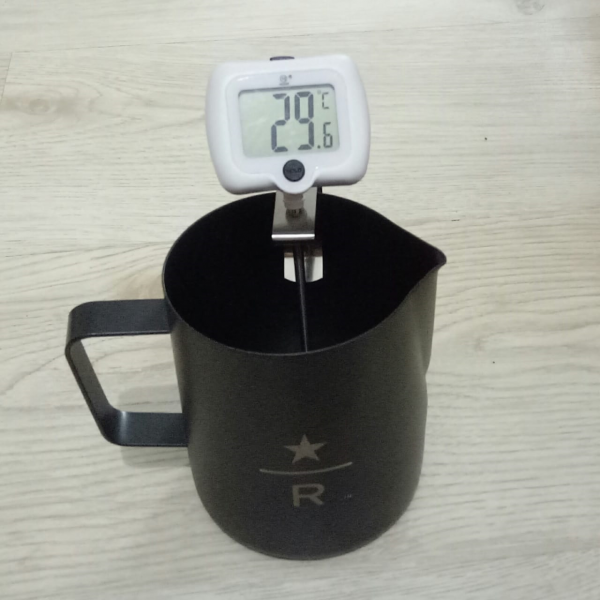 Thermometer Digital For Barista Coffee Shop Digital Termometer Kedai Kopi